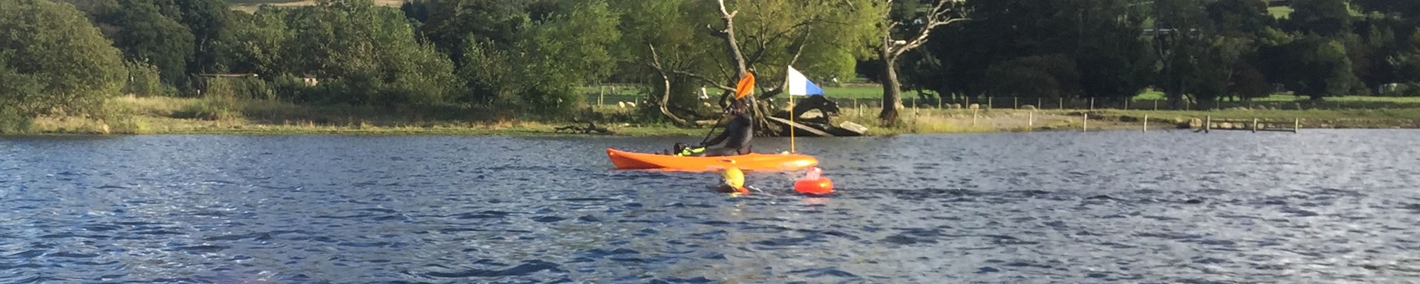 Open Water Coaching